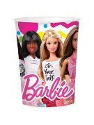 Barbie Plastic Cup