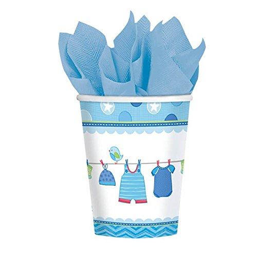 It's a Baby Boy Paper Cup - 8 Ct