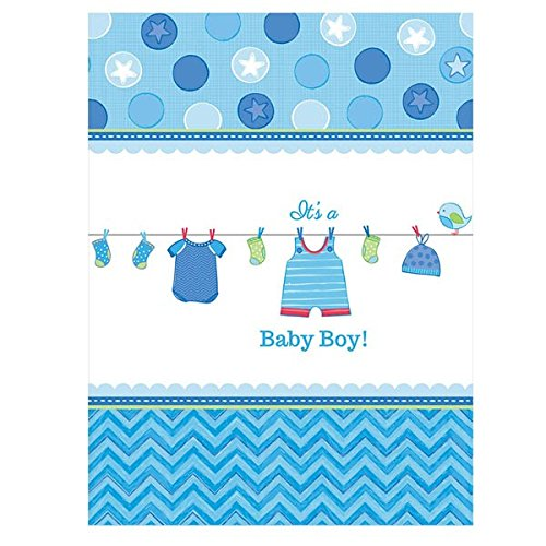 It's a Baby Boy Tablecover