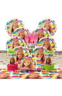 Barbie Deluxe Party Kit