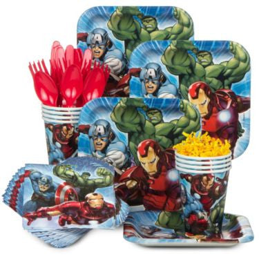 Avengers Basic Party Kit