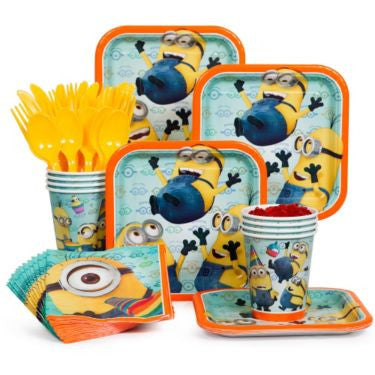 Despicable Me Basic Party Kit