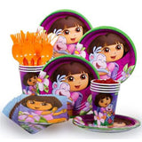 Dora Party Kit - 8 Guests