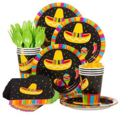 Fiesta Fun Basic Party Kit