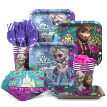 Disney's  Frozen Basic Party Kit