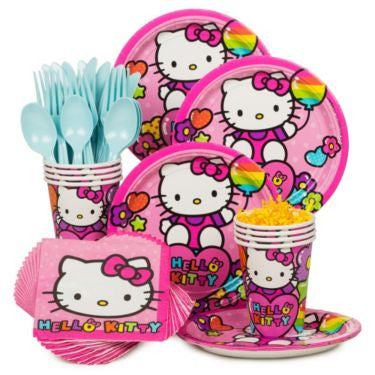 Hello Kitty Party Kit - 8 Guests