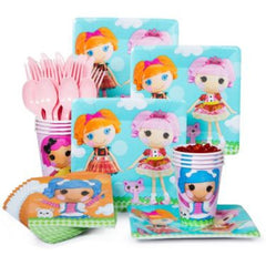 Lalaloopsy Party Kit - 8 Guests