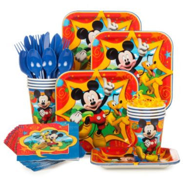 Disney Mickey Mouse Basic Party Kit