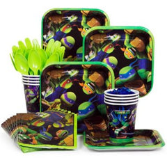 Teenage Mutant Ninja Turtles Party Kit - 8 Guests