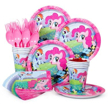 My Little Pony Party Kit - 8 Guests