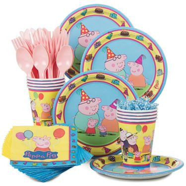 Peppa Pig Basic Party Kit