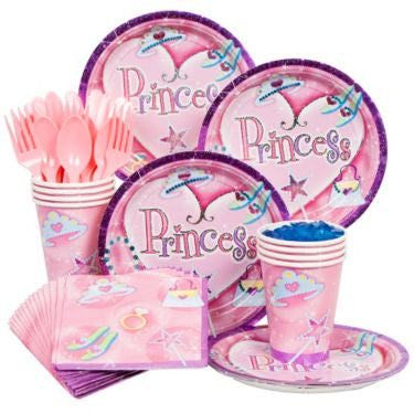 Princess Basic Party Kit