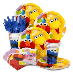 Sesame Street Party Kit - 8 Guests