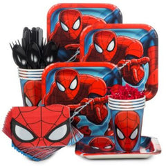Spider-Man Basic Party Kit