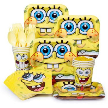 SpongeBob Basic Party Kit