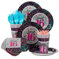 Sweet 16 Basic Party Kit