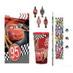 Disney Cars & Race Favor Kit