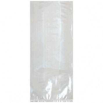 Clear Small Cello Bags 8 Ct