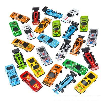 "2.5"" Die Cast Car Assortment 25 Ct"