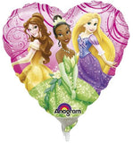 Disney Princess Garden Foil Balloon
