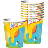 Fisher Price 1st birthday Paper Cup