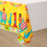 Fisher Price 1st birthday Tablecover
