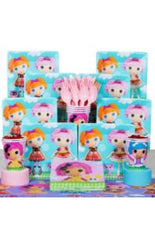 Deluxe Lalaloopsy Party Kit - 8 Guests