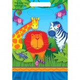 Jungle Animals Loot Bag
