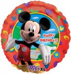 Mickey Mouse B'day Foil Balloon