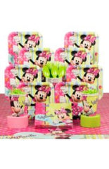 Disney's Minnie Mouse Deluxe Party Kit - 8 Guests