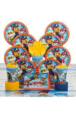 Deluxe Paw Patrol Party Kit - 8 Guests