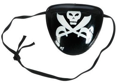 Pirate Eye Patch - 6 Ct