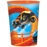 Hot Wheels Plastic Cup