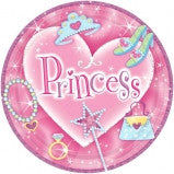 Princess Luncheon Plate