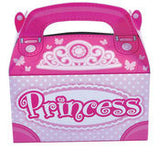 Princess Treat Box - 12 Cts