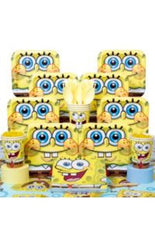 Deluxe SpongeBob Party Kit - 8 Guests