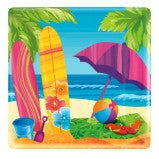Surfs Up Lunch Plate