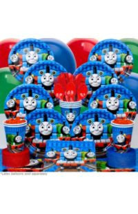 Deluxe Thomas And Friends Party Kit - 8 Guests