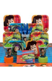 Disney's Toy Story Deluxe Party Kit - 8 Guests