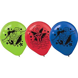 Toy Story Latex Balloon - 6 Count