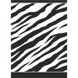 Eco Friendly - Zebra Print Tablecover