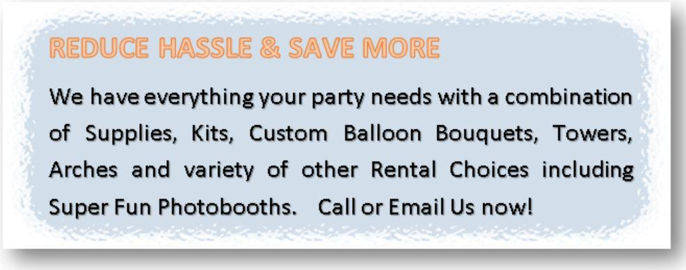 JAX Party Supply and Rental