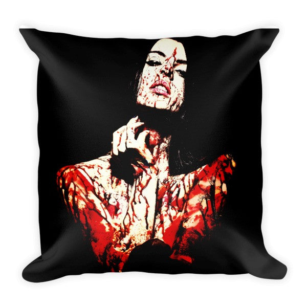 MASSACRE pillow