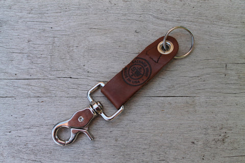 * Boot Pull Key Chain - Work Boot