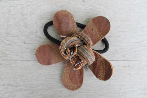 Hair Tie - Cowboy Boot
