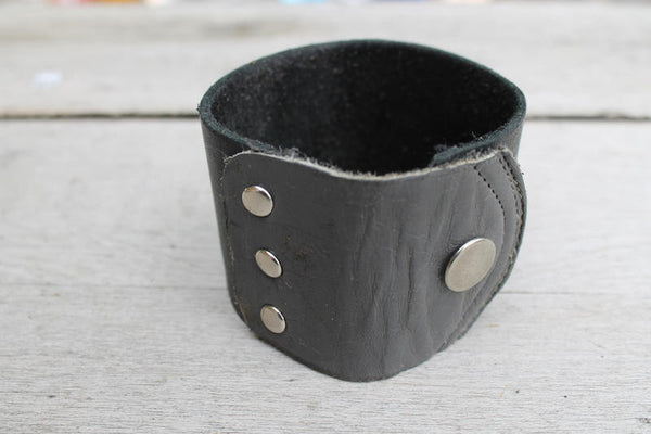 Leather Cuff - 2 Piece