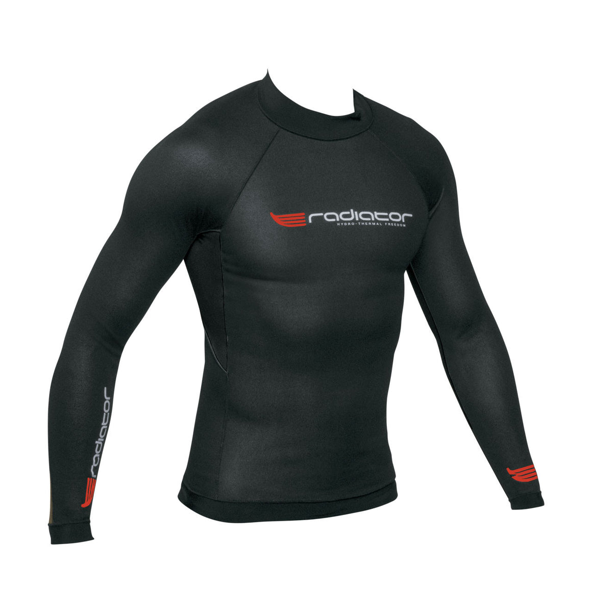 Mens Thermal Vest Long Sleeve 0.50mm