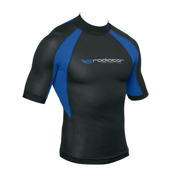 Mens Thermal Vest Short Sleeve 0.50mm