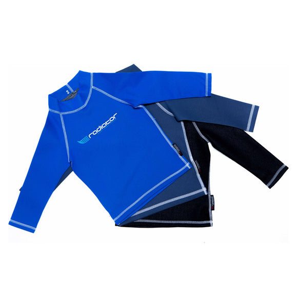 Kids Long Sleeve Vest