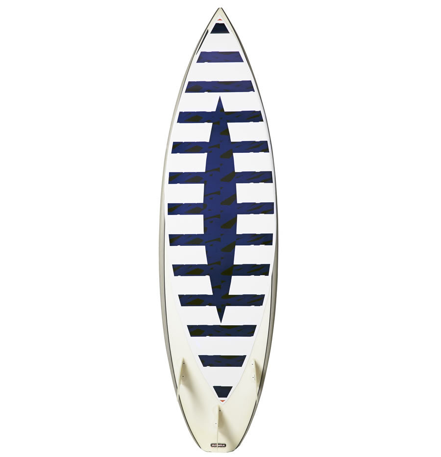Surfboard Sticker for 6-7ft board